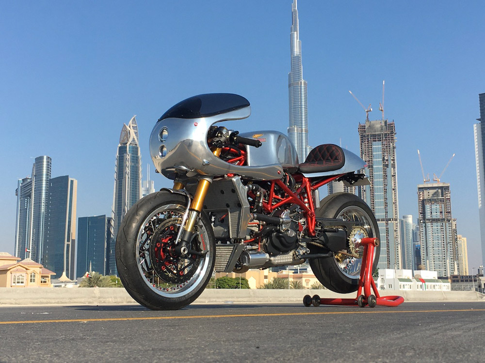 ducati 996 cafe racer vendetta racing