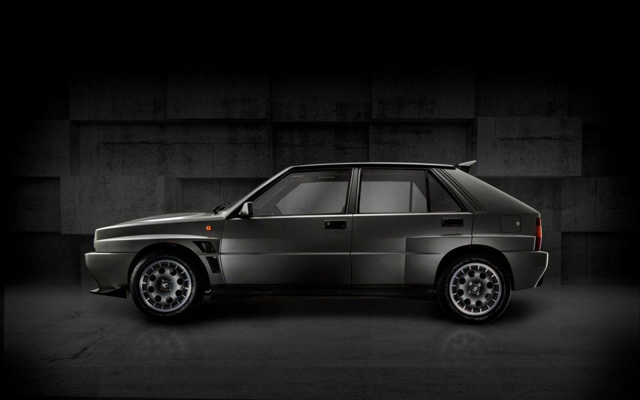 La Lancia Delta Integrale est de retour !