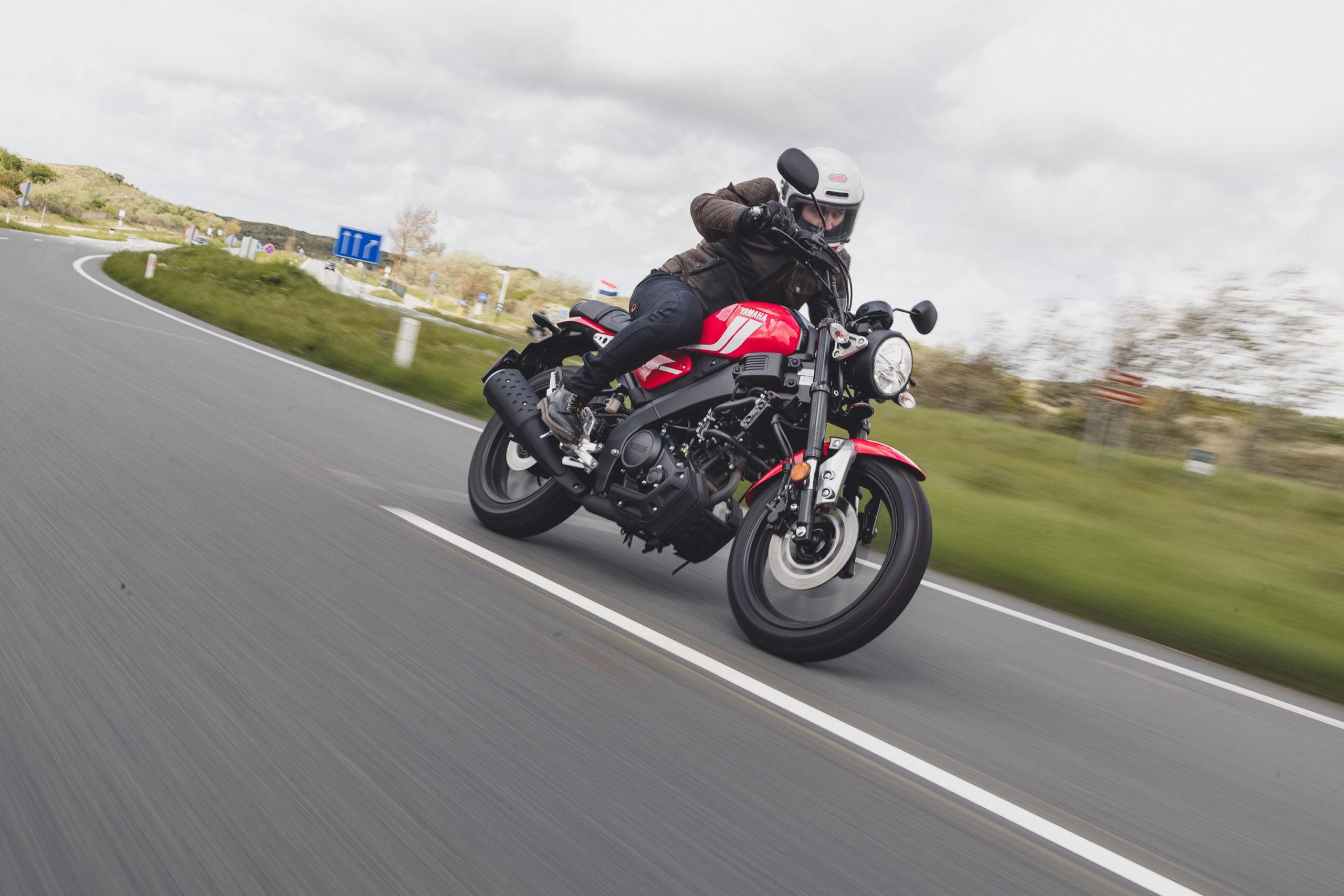 Yamaha XSR 125 test moto 125 vintage