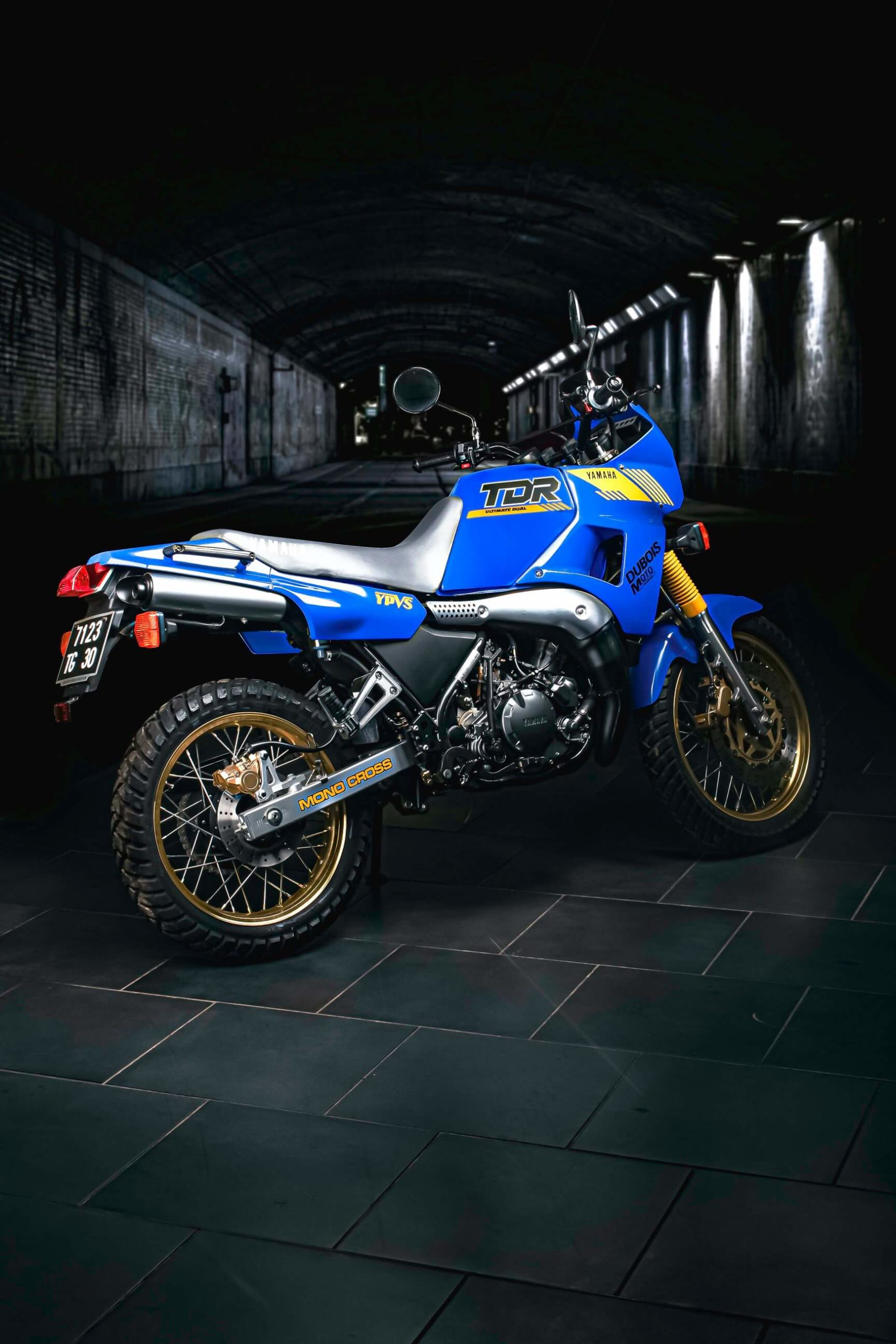 Yamaha 240 TDR 240TDR