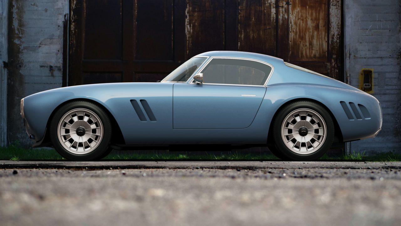 250 GT : L'hommage néo-rétro par GTO engineering