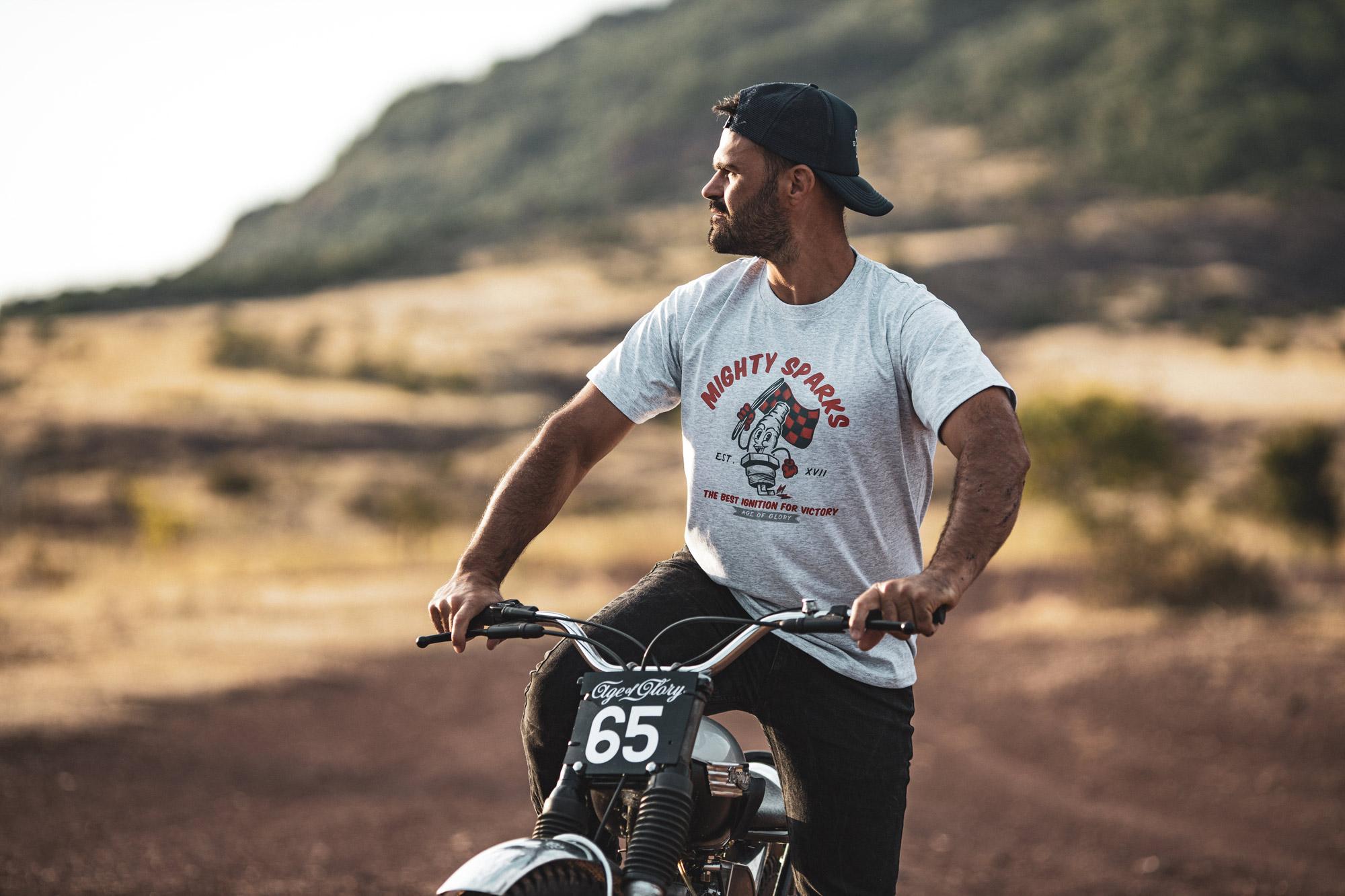 age of glory moto flat track