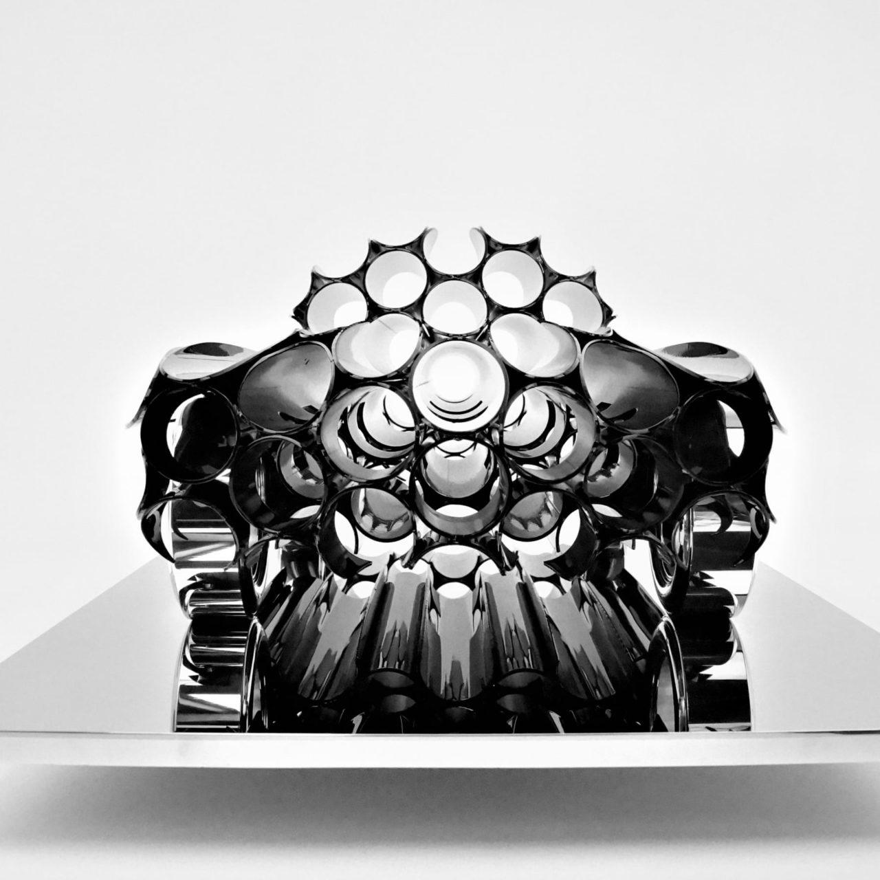 Antoine Dufilho et ses folles sculptures auto !