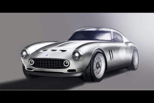 Moderna - 250 GTO