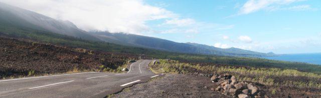 Route des Laves : La magie à moto !