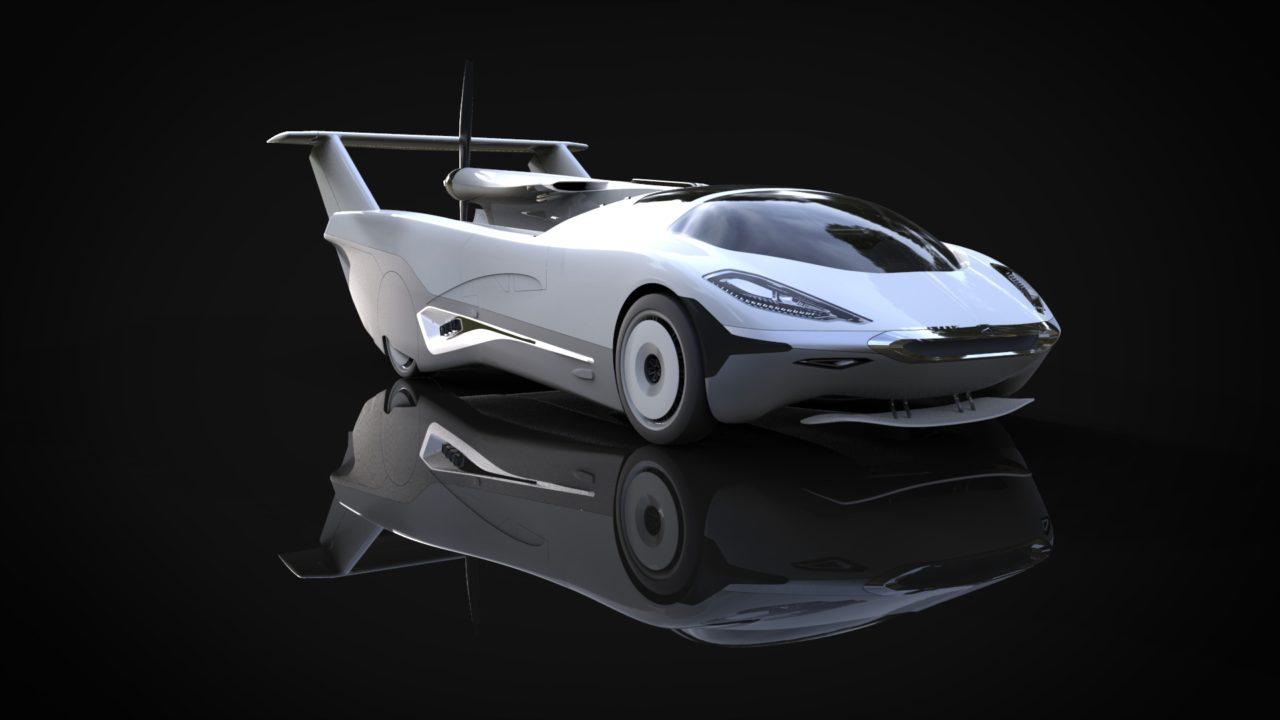 Voiture Volante : le Futur devient réel avec l'AirCar