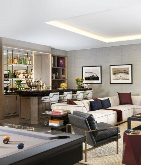 Bar Appartement Bond