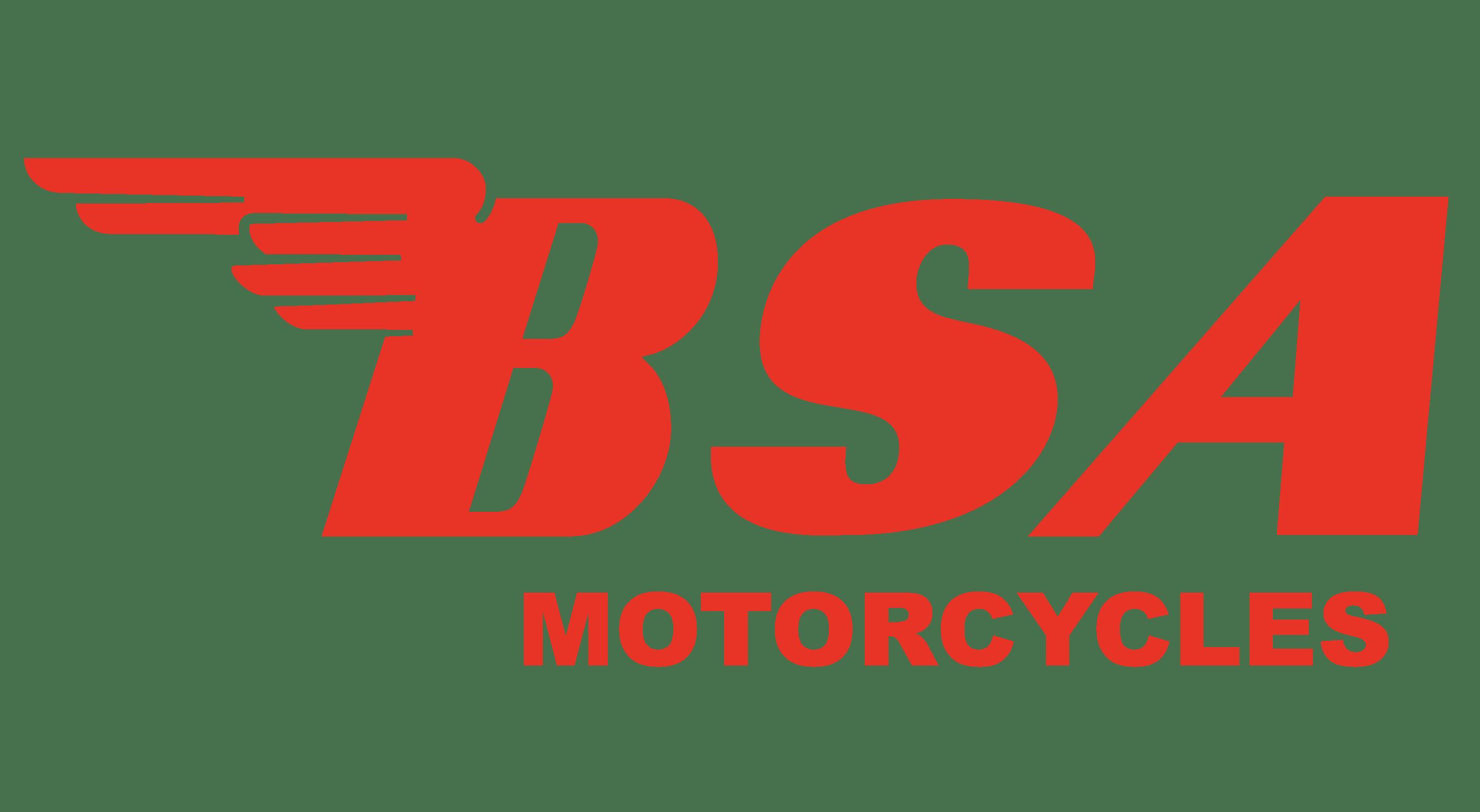 BSA Logo Motorcycles