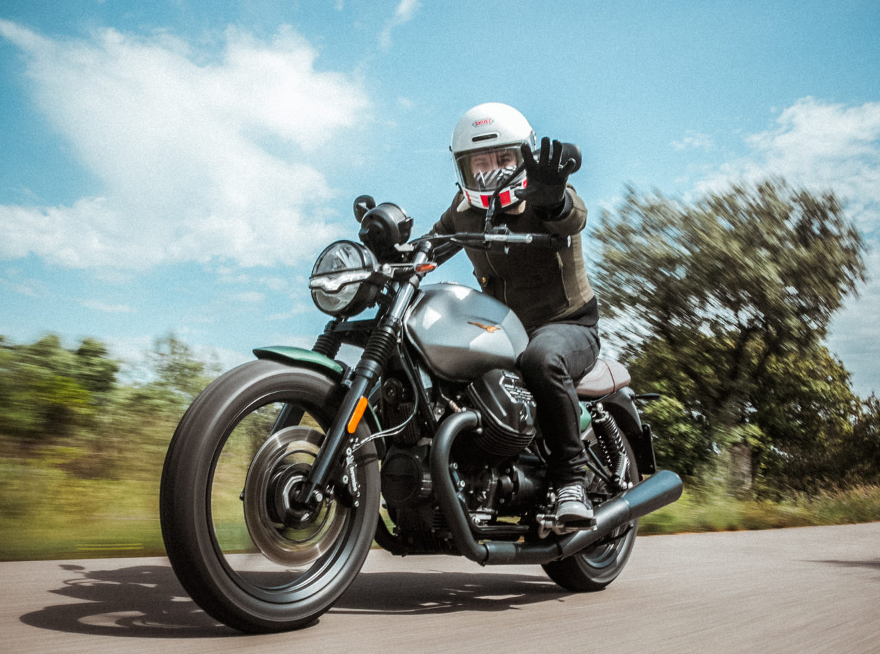 Moto Guzzi V7 850 2021 : Notre test ! Enfin un moteur !
