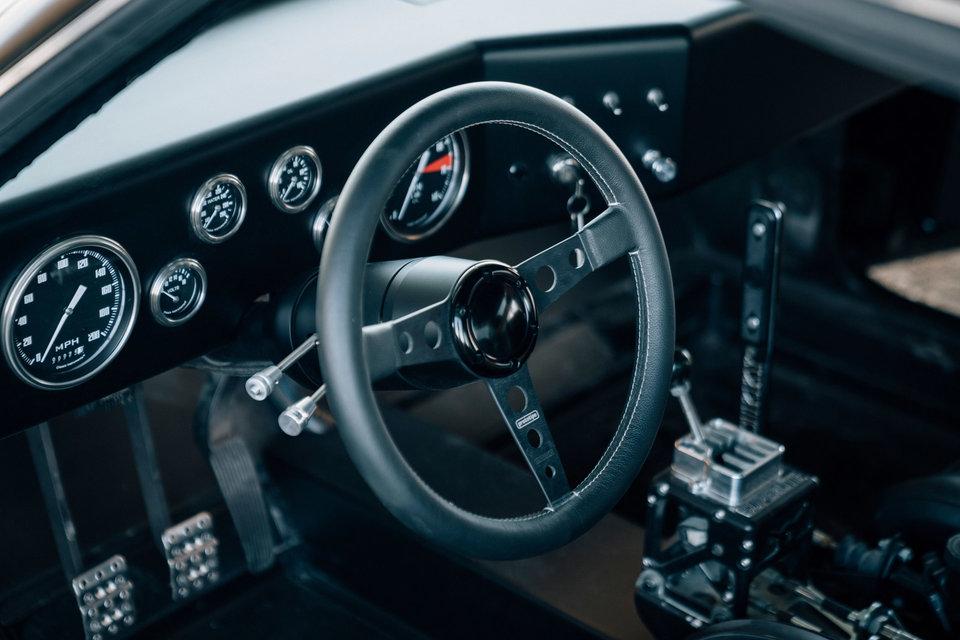 Interieur Dodge Charger