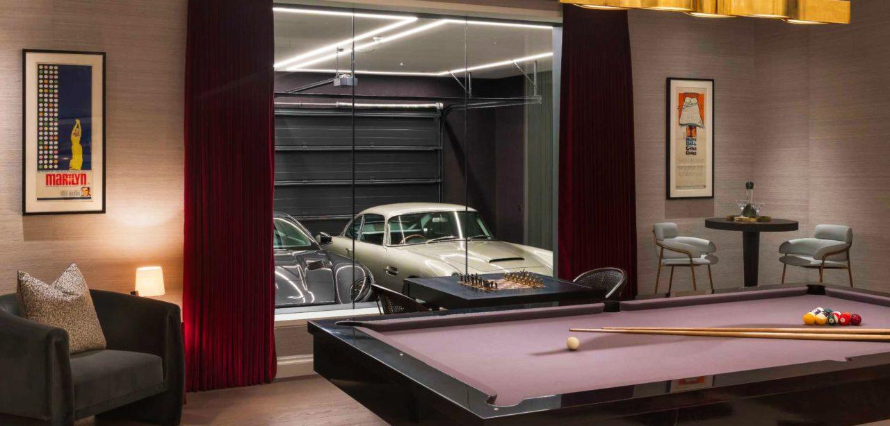 James Bond : 20 Grosvenor Square – Mayfair Apt 0.07