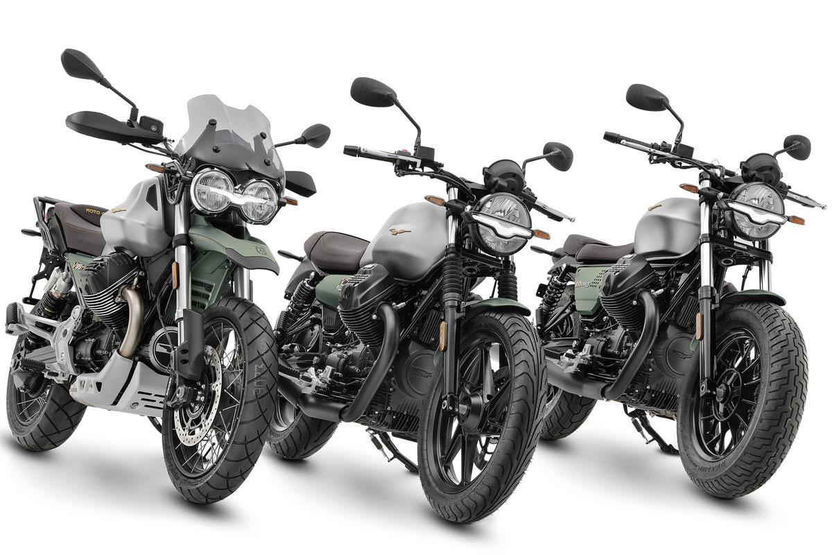 Moto Guzzi V7 850 2021 test avis