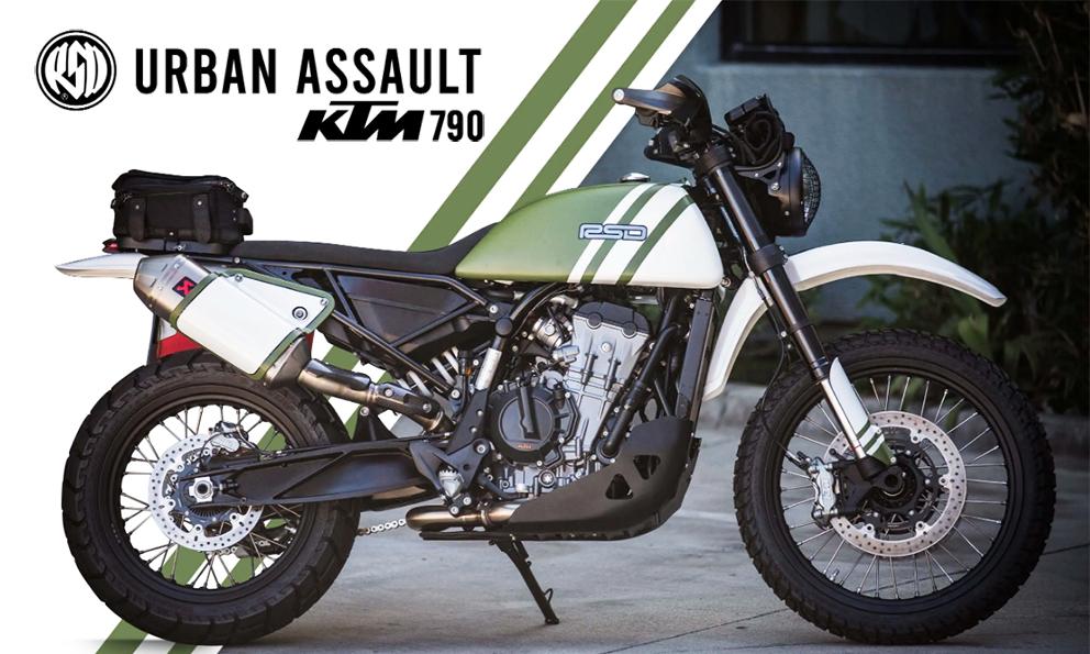KTM 790 Aventure : la moto que l'on rêve d'avoir !