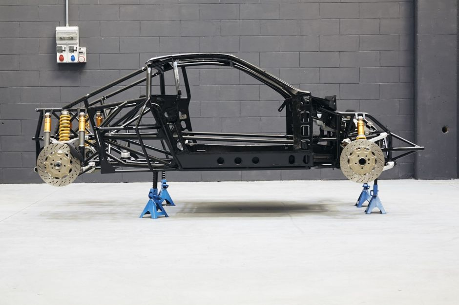 Evo37 Chassis