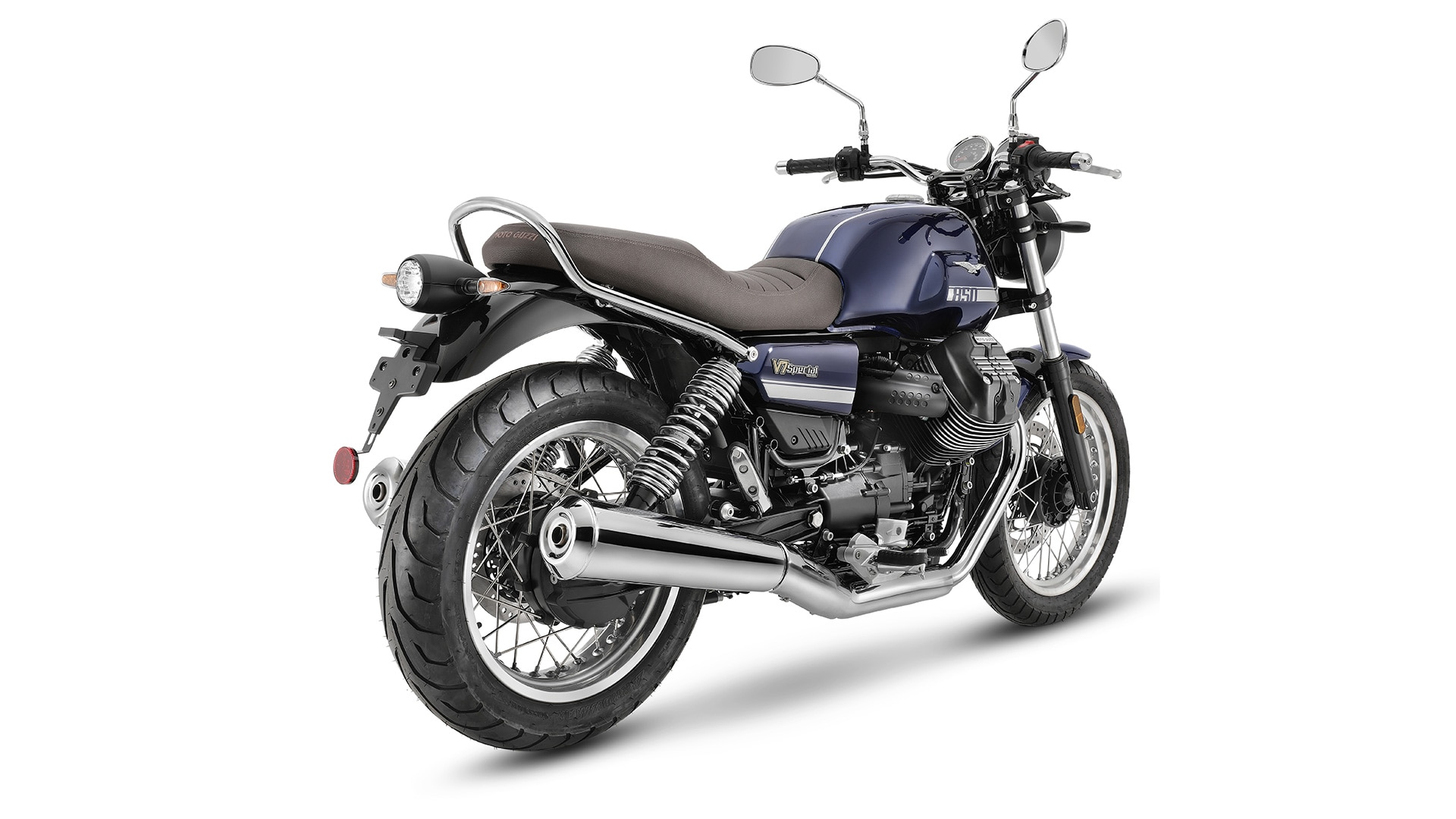 Moto Guzzi V7 2021 Special 850 arriere